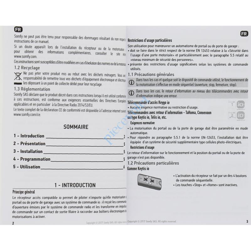 Smpf Plmotbu Plaque Interface Moteur Standard Pour Joue