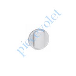 068001 Enjoliveur Blanc pour Poussoir Legrand Céliane