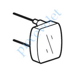 069496 Lampe 230 v 1 mA Verte pour équiper Appareillage Plexo Lumineux