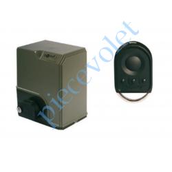 1216215 Elixo 500 Rts Pack Std 24v (1 Mot, 1Arm & 1Réc Intégrés, 2 ém 4cx, 1Ant Ss Crém)