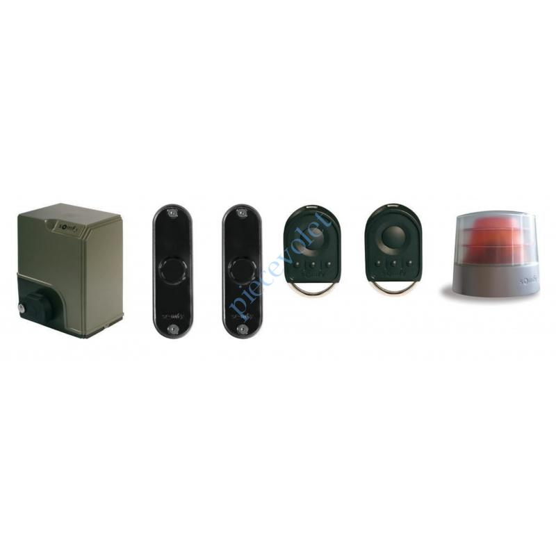 1216223 Elixo 500Rts Pack Conf24v 1Mot,1Arm&1Réc Int, 2ém 4cx,1J Cel 1Feu Av Ant Ss Crém