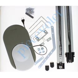 1216279 Dexxo Pro 800 Rts Pack Chaîne avec 2 émetteurs KeyGo Rts 4 Canaux