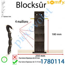 1780114 Verrou Automatique Blocksûr de 4 Maillons pour lame 13-14 mm