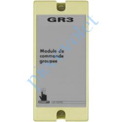 1810054 Module de Commande Groupée GR3 à Utiliser Uniquement avec un Automatisme