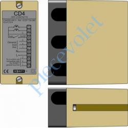1810074 Module de Micro Commande CD4 + Stop Spécifique