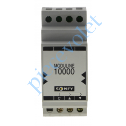 1810098 Module de Commande de Sous-Groupe Moduline 10000 (620013) 2 Modules sur Rail