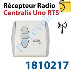 1810217 Récepteur Radio Centralis Uno RTS