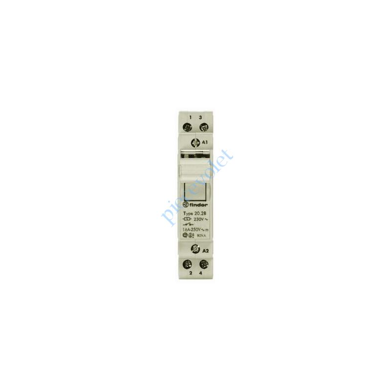 1810222 Télérupteur à 4 Positions