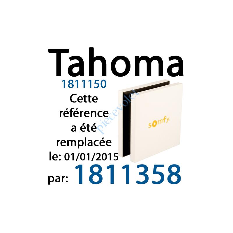 1811150 Boîtier Tahoma io à Connecter à Internet pr Cder & Visual Volets & Matériels io de n'importe où
