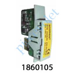 1860105 Récepteur Rts à Enficher dans MoCo ib, Knx ou Lon