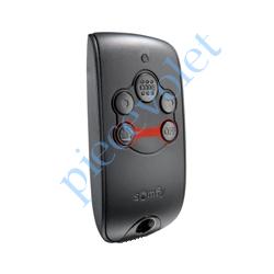 1875066 Télécommande Keytis Multi Applications Rts NM pour Alarme Protexial Coloris Noir
