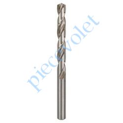 2.608.595.077 Foret à Métaux Rectifié ø 10 mm HSS-G Série Longue Longueur Totale 133 mm Utile 87mm