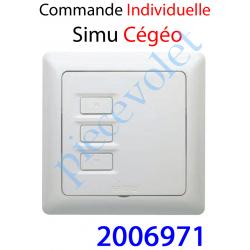 2006971 Commande Individuelle Simu Cégéo