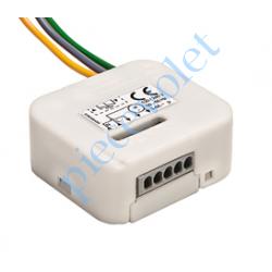 2008191 Micro Récepteur Hz ou Rts pour Volet Roulant ip20