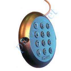 2400581 Clavier à Code Filaire 12-24 v 2