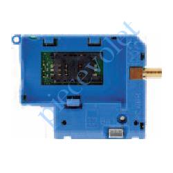 2401084 Module Transmission Gsm Téléphonie Mobile à Embrocher dans Centrale d'Alarme Protexial io & Rts