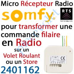 2401162 Micro Récepteur Rts pour Volet Roulant ip20