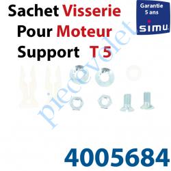 4005684A Sachet de Visserie & Rondelle pour Support Moteur T5 en C