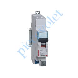 406785 Disjoncteur Magnétothermique DNX³ 25 A