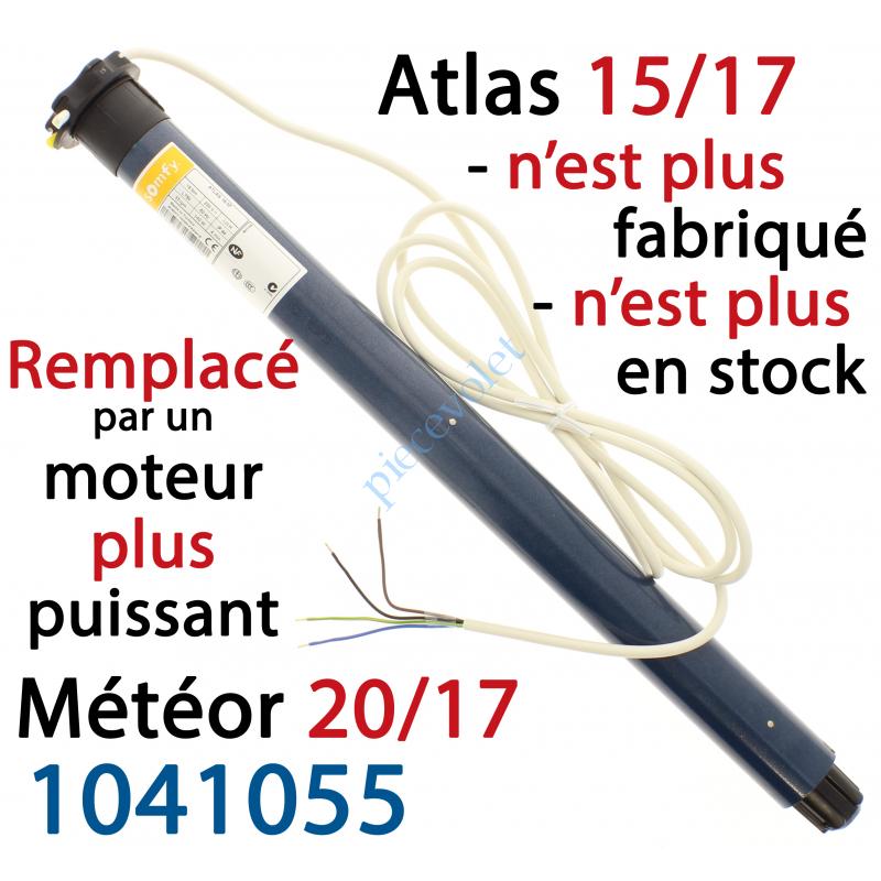 410003 Moteur Atlas 15/17 LT 50 sans Mds