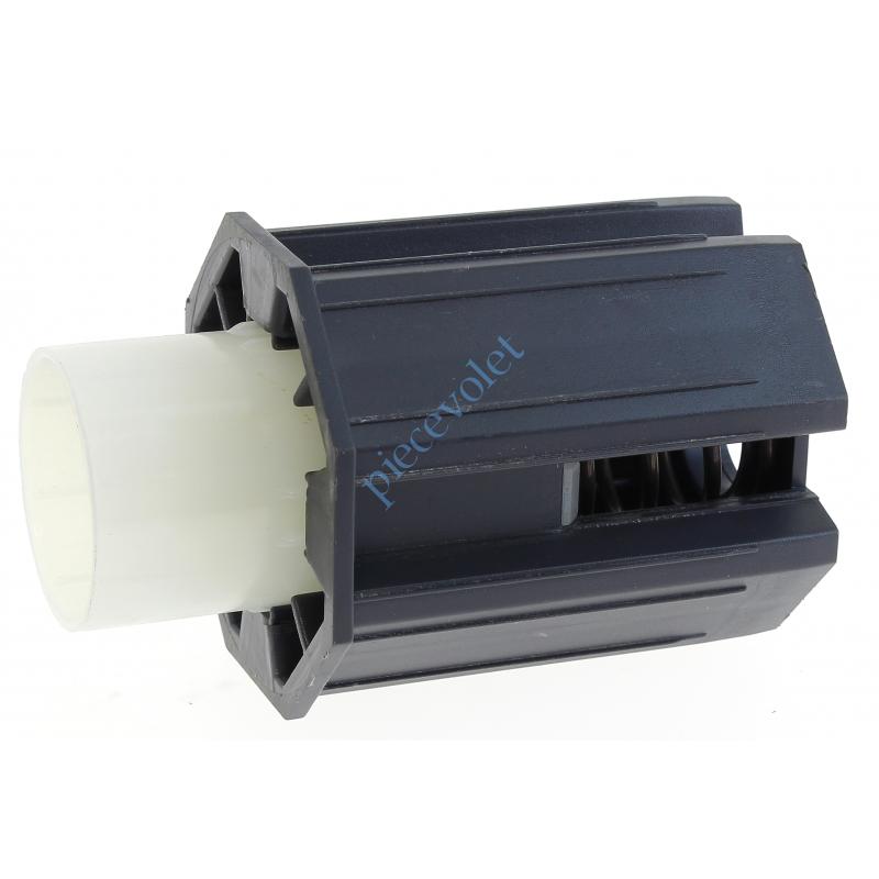 7003-104 Embout à Piston Télescopique sur 24 mm pour Tube Octo 52 Porte Roulement Diamètre 28 mm