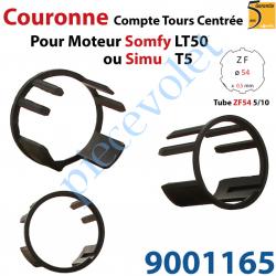 9001165 Couronne pour Moteur LT 50 ou T5 dans Tube Zf 54 5/10