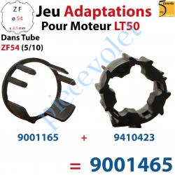 9001465 Jeu d'Adaptation pour Moteur LT50, Tube Zf 54 5/10 (9410423+9001165)