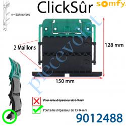 9012488 Verrou Automatique Clicksûr de 2 Maillons pour lame 13-14 mm