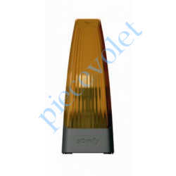9012762 Feu Orange 24v Fixe Culot E14 10w Etanche ip54