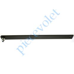 9013751 Bras Portail Moyen Acier Bronzal Entr'axes 620mm (utiliser Pat Fix Port 9013753)