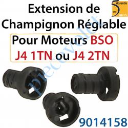9014158 Extension de Champignon Réglable pour Moteur de Bso J4 1TN ou J4 2TN