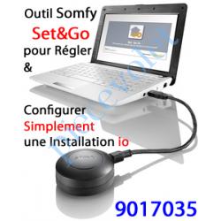 9017035 Outil Set & Go pour Configurer Simplement une Installatio io