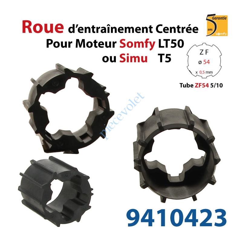 9410423 Roue pour Moteur LT 50 ou T5 dans Tube Zf 54 5/10