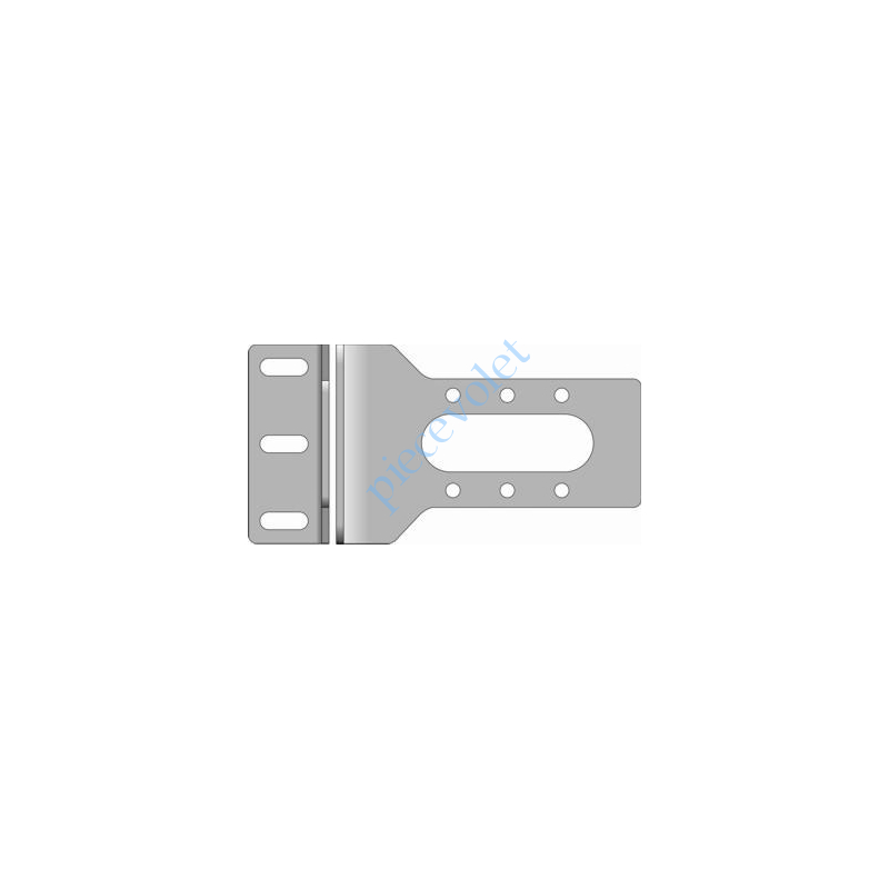 9420604 Equerre de Fixation au Mur ou en Plafond