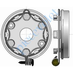 9420638 Support Moteur LT50/LT60 Supérieur à 85 Nm entr'axe M6 44 mm