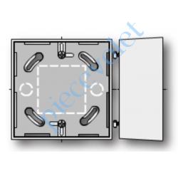 9660195 Boîtier de Montage en Saillie de 35 mm Coloris Blanc pour Gamme Arnould Espace