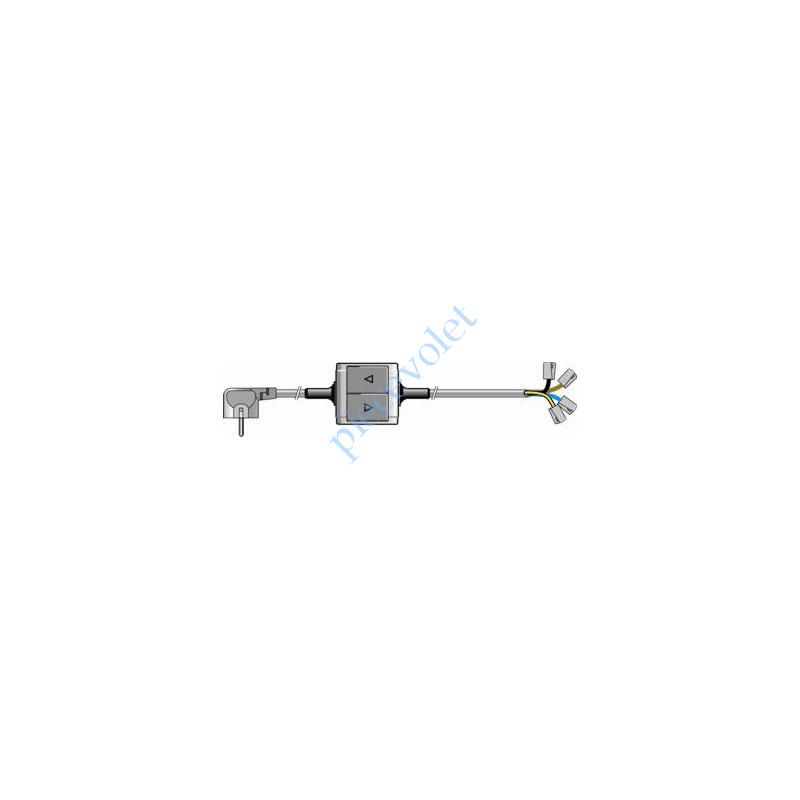 9686027 Câble de Réglage pour Moteur 220 v ca
