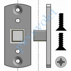 9910014 Carré rapporté de 10 mm