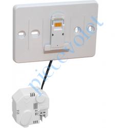 ATF300 Support Mural à Encastrer pour Thermostat EvoTouch à Ecran Tactile
