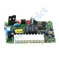 FLOXI2R Récepteur Embrochable 12-24 v ca/cc 2 canaux 433,92MHz Ro Cod  Av Mém BM250