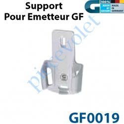 GF0019 Support Mural BLanc pour Emetteur GF