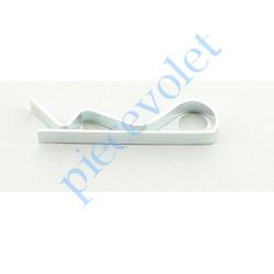 GOUPLATE Goupille Béta Plate Utilisée sur certains Supports de Moteurs Nice Type Néo