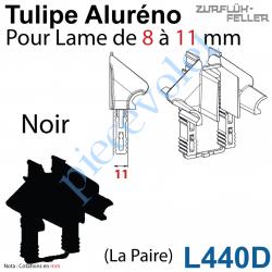 L440D Tulipe Aluréno (Paire) pour Lame de 8 à 11 mm