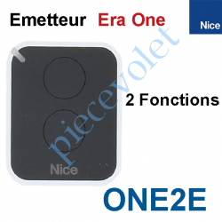 ON2E Emetteur Era One 2 Fonctions 433,92MHz Rolling Code