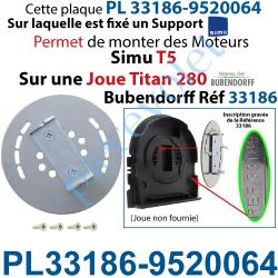 Famus Support de relocateur de Support de Fixation de Plaque dimmatriculation de Pare-Chocs Avant de Voiture color/ée forHonda 01