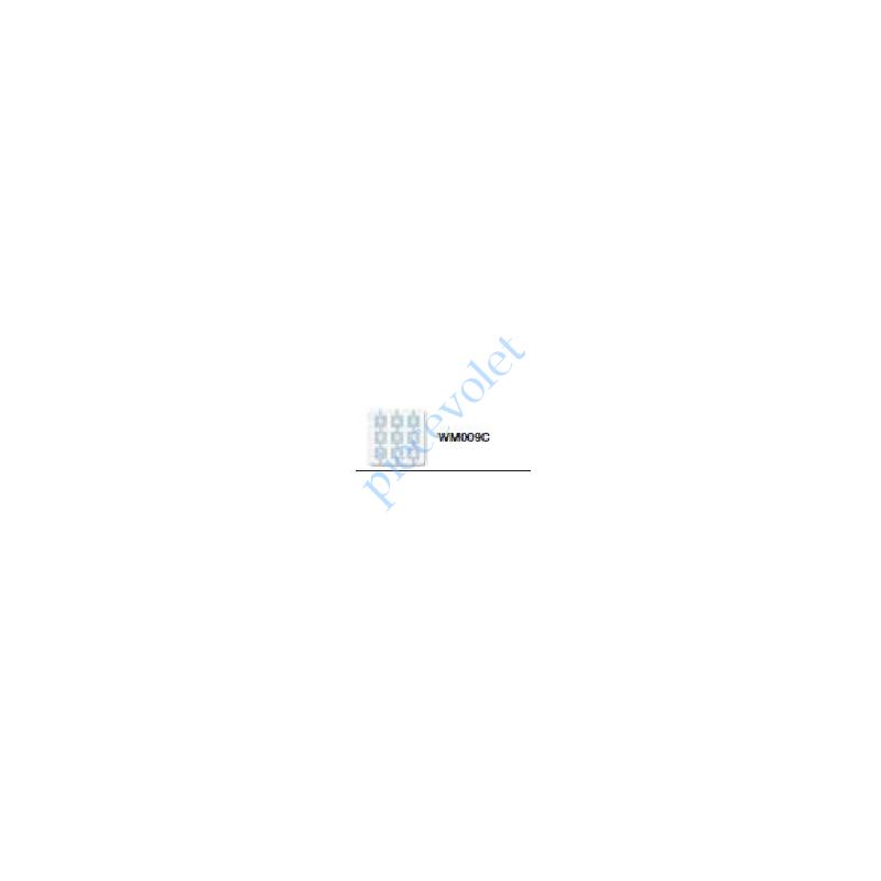 WM009C Emetteur Nomade NiceWay 9 Can 1 Fonct 433,92MHz Rolling Code à Cliper ds Support