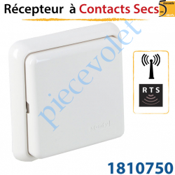 Récepteur à Contacts Secs Rts