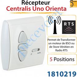 Récepteur Radio Centralis Uno Rts Orienta