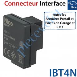 Connecteur Interface entre les Armoires de Portail et...