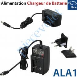 Alimentation Chargeur de Batteries pour O-View TT